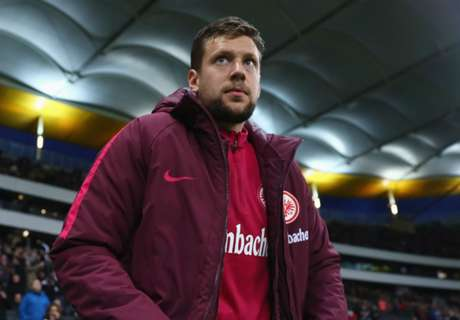Russ returns to action for Frankfurt