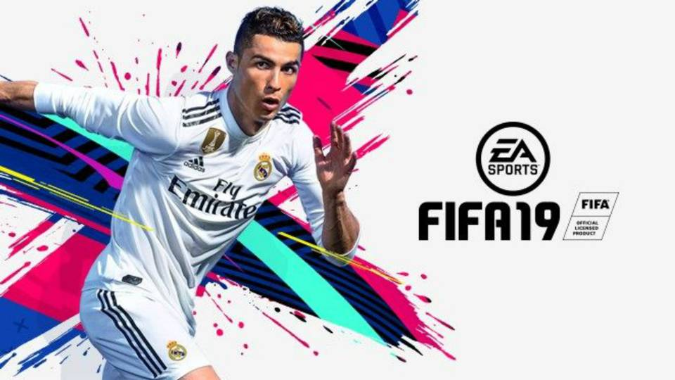 Ronaldo FIFA 19