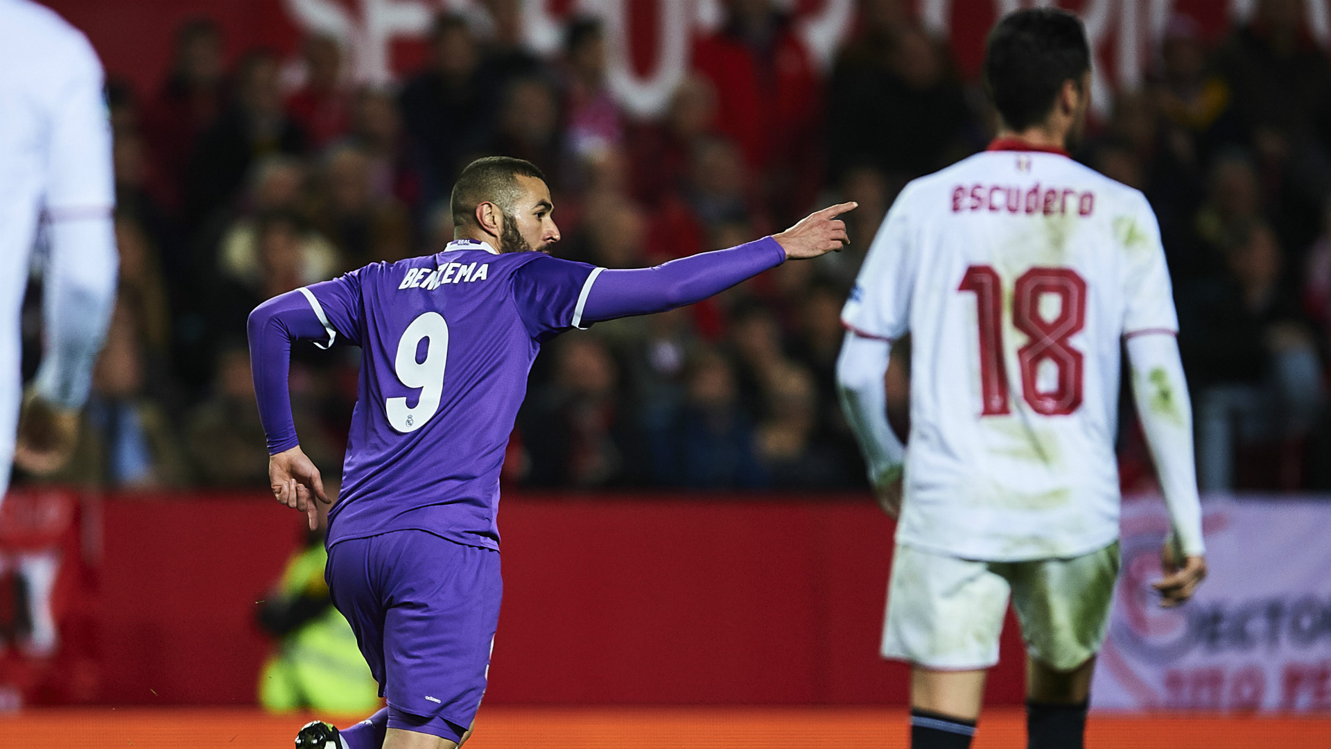 Horario, TV y formaciones — Sevilla-Real Madrid