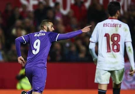 Apuestas: Madrid gana a Sevilla