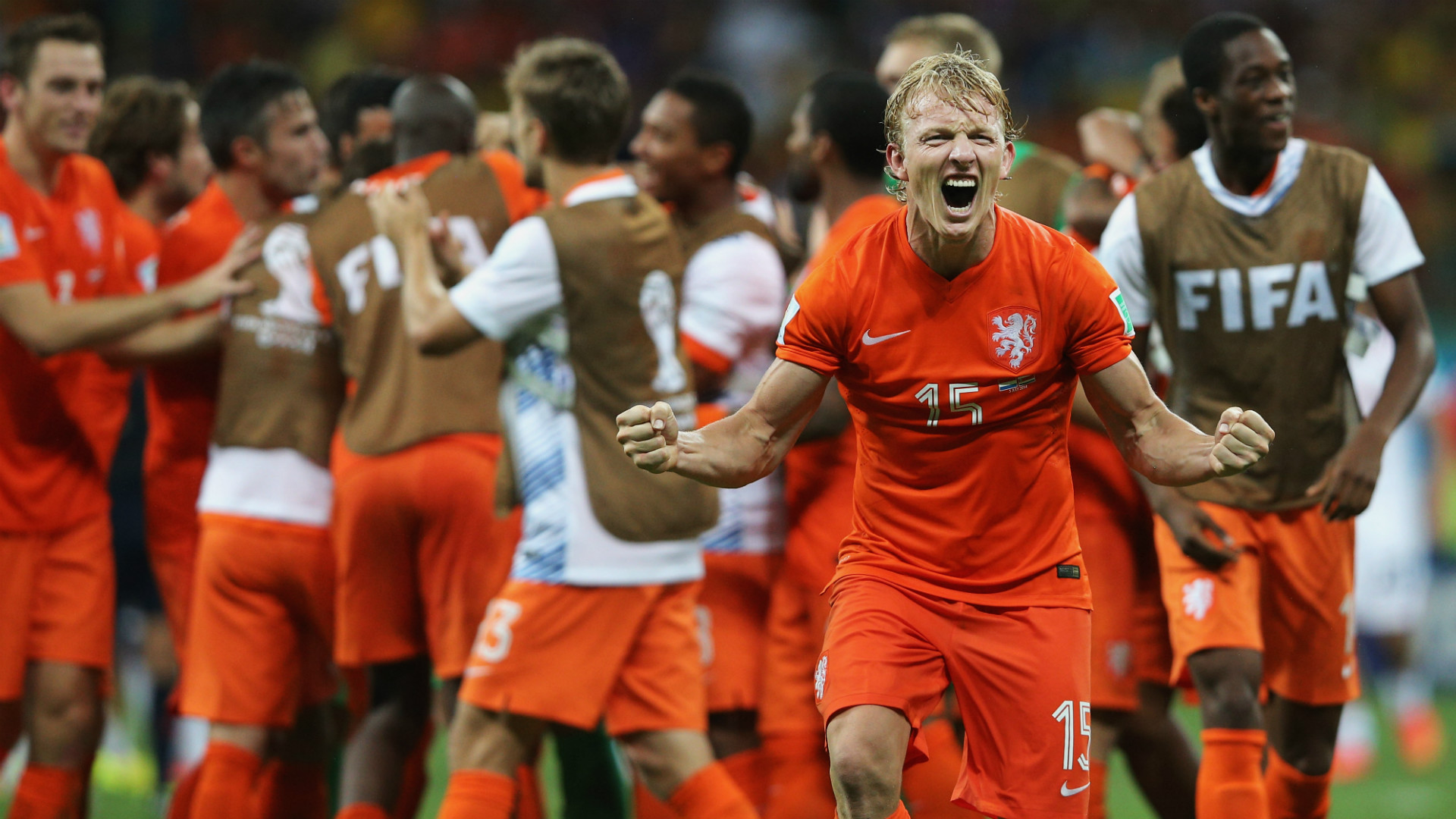 HD Dirk Kuyt Holland