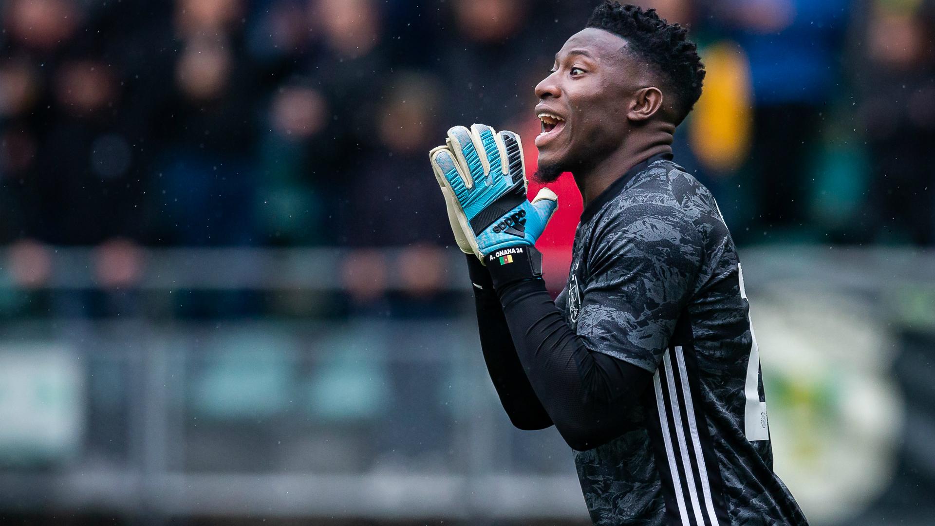 """Ajax, Onana ouvre la porte à un départ l'été prochain : """"Je suis appelé à partir"""""""