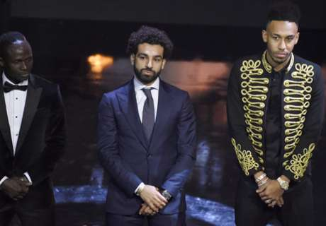 Auba abgehängt! Salah ist Afrikas Fußballer des Jahres