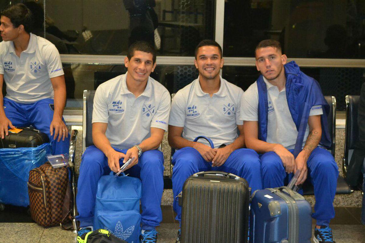 Sudamericana: El Sol de América del Tano Ortiz debutó con un triunfo