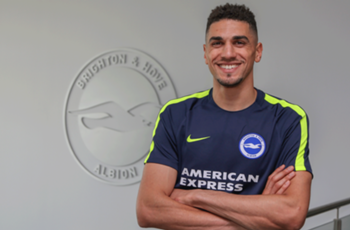 I'll give everything for Brighton & Hove Albion, vows Leon Balogun