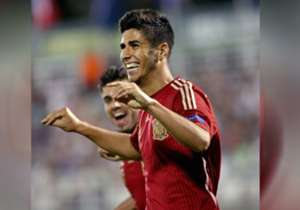 EURO U-19 2015 (YUNANI) I MARCO ASENSIO - SPANYOL