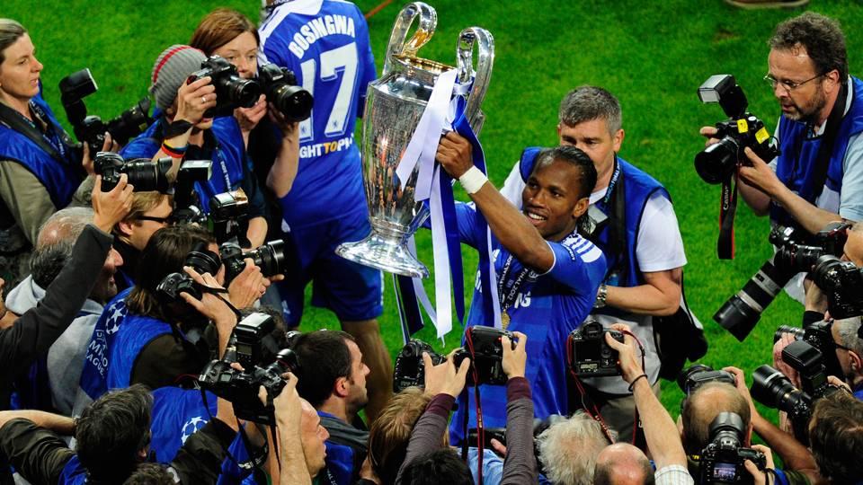 10 - Didier Drogba