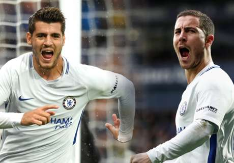 Welcome to A&E! Morata & Hazard scare defenders to death