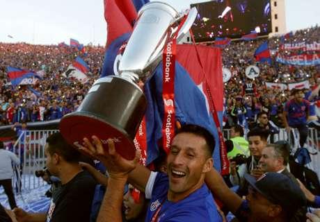 Los equipos chilenos que jugarán la Libertadores 2018
