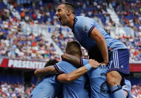 NYCFC breaks Red Bull Arena curse