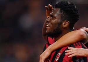 Franck Kessie: Kessie, l'un des joueurs les plus prometteurs sur la liste, a fait l'objet d'un gros transfert au Milan AC cet été, après un parcours brillant en Serie A avec Atalanta, qui a obtenu son meilleur classement en championnat la saison derniè...