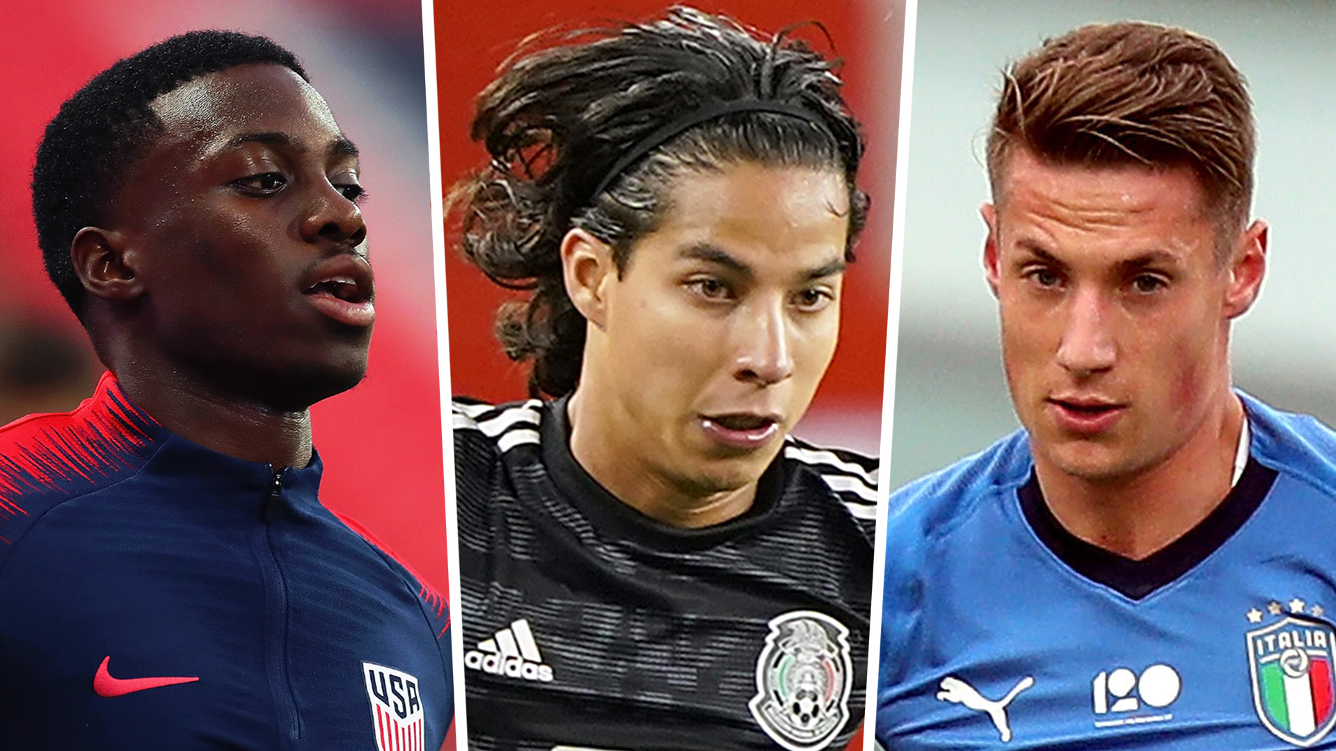 Weah, Lainez and the players to watch at the Under-20 World Cup