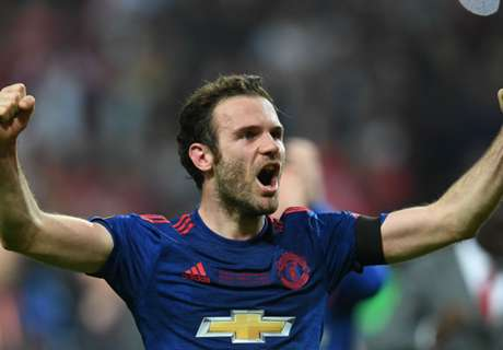 Mata: Wanted to win for Manchester