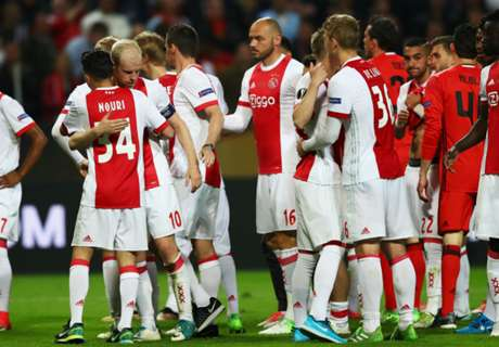 No shame for Ajax in loss