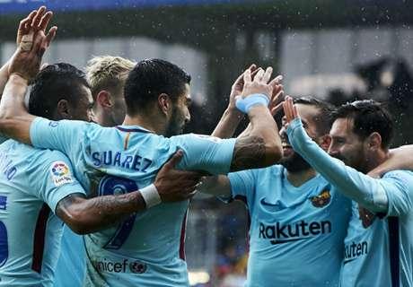 Valverde: Eibar 'a good test' ahead of Chelsea clash