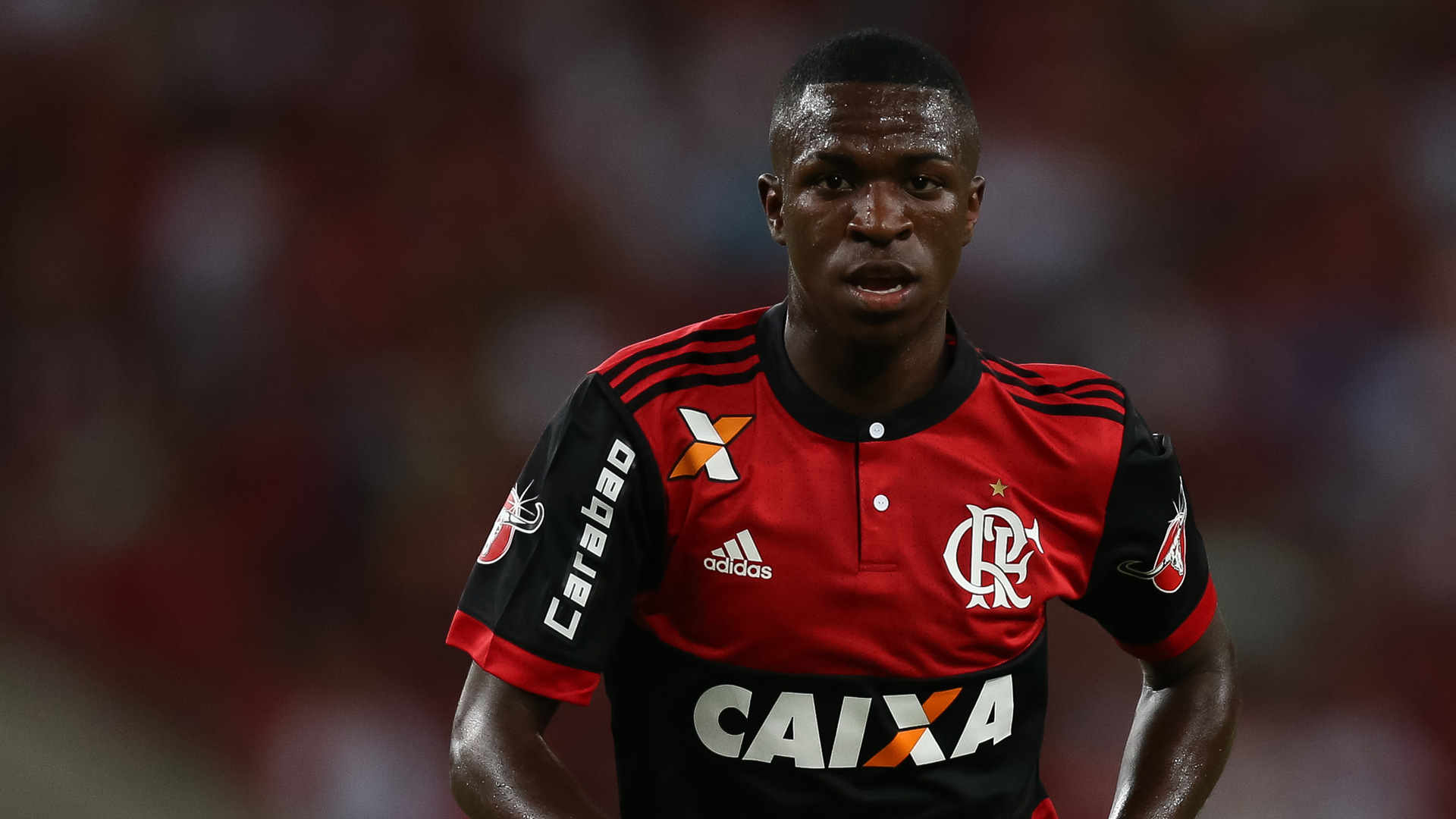 Real Madrid contrata a Vinicius Junior
