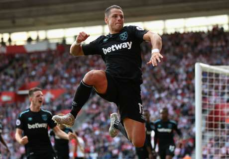 Chicharito 'would even play left back' for West Ham