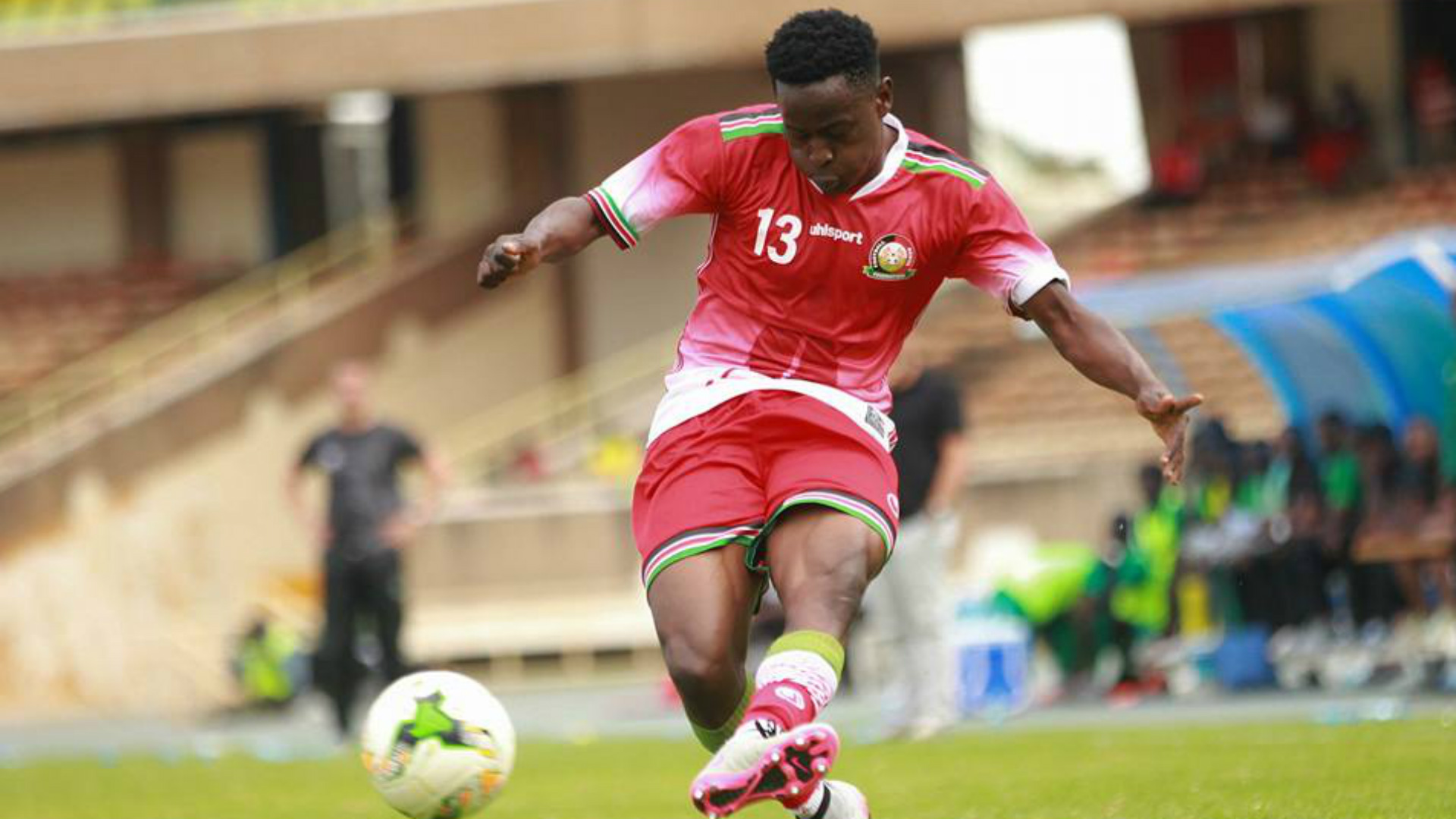 Afcon: Harambee Stars have respect for Algeria but we don't fear them, says Eric Ouma