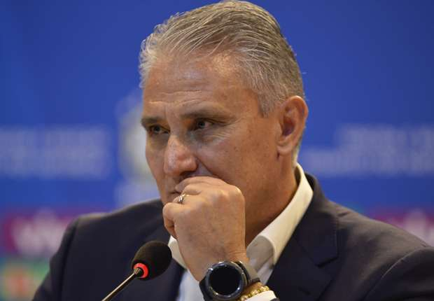 Tite: Brazil's no.1 ranking means nothing without a World Cup title