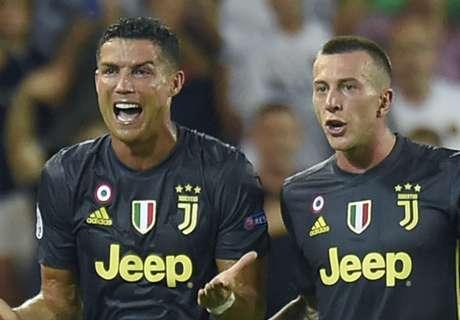 'We're not women!' - Can slams Ronaldo red card