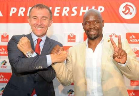 Sredojevic & Komphela talk Soweto Derby