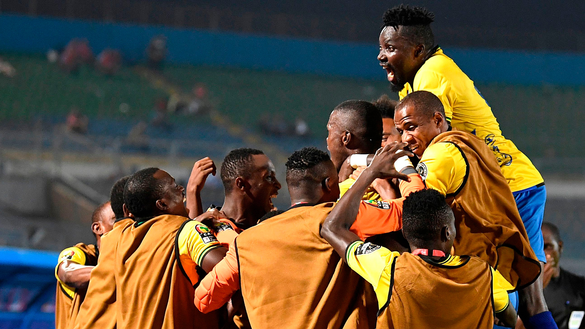 Afcon 2021 Qualifiers: Abubakar seals win for Tanzania against Equatorial Guinea