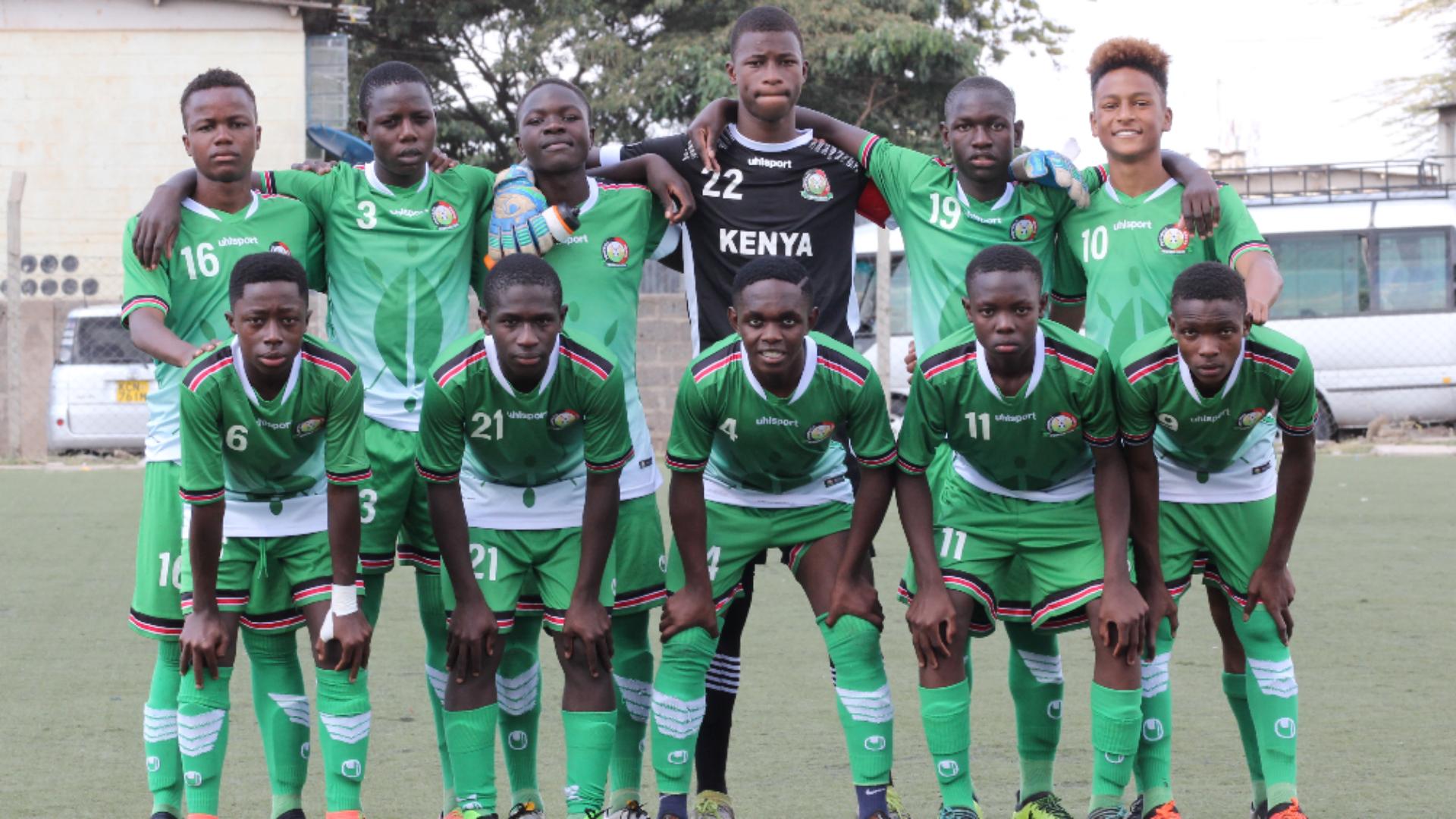 Kenya start Cecafa U15 Challenge Cup with victory against Somalia