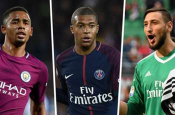 FIFA 18 best young players: Career mode's top strikers, midfielders, defenders and goalkeepers