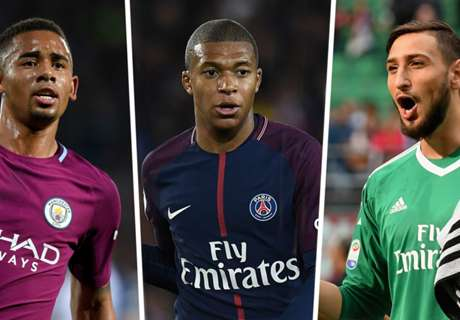 FIFA 18's best young players