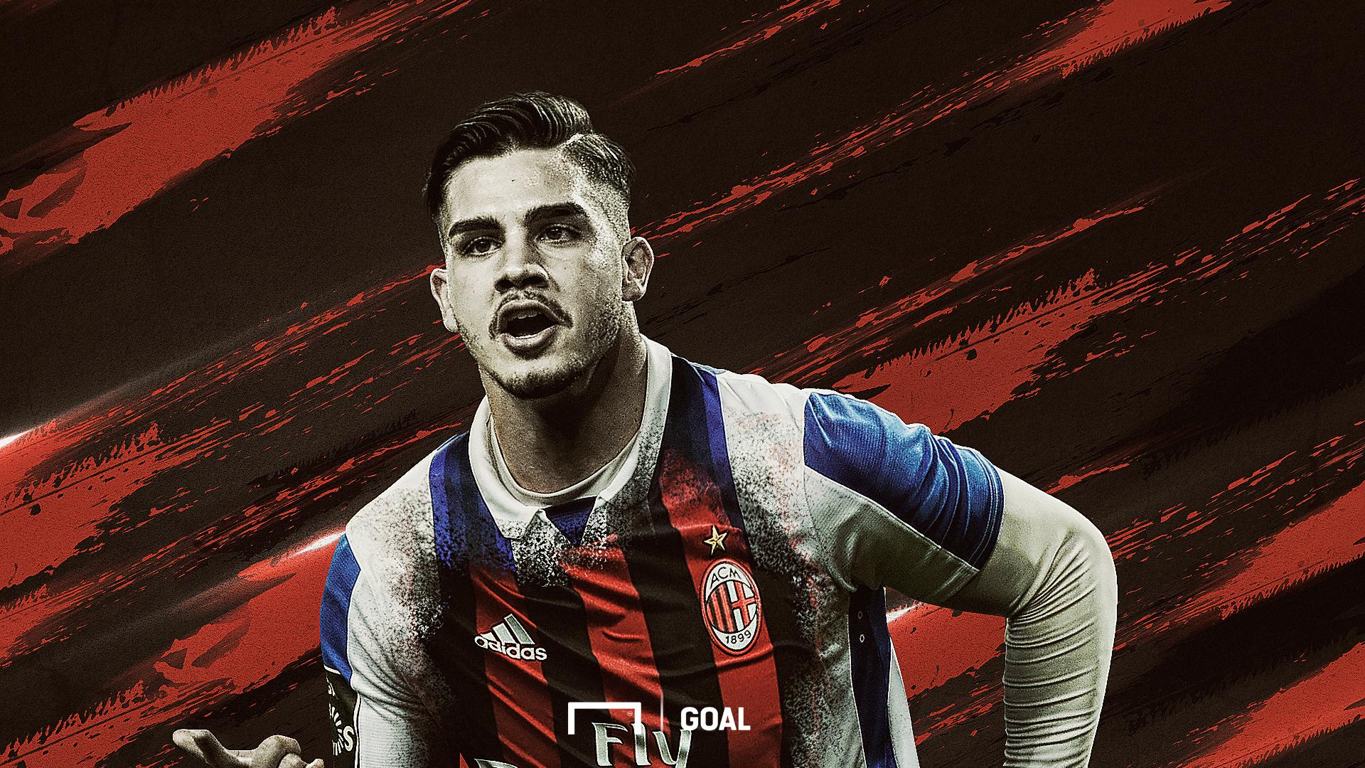 Portugals Supertalent André Silva zu Milan