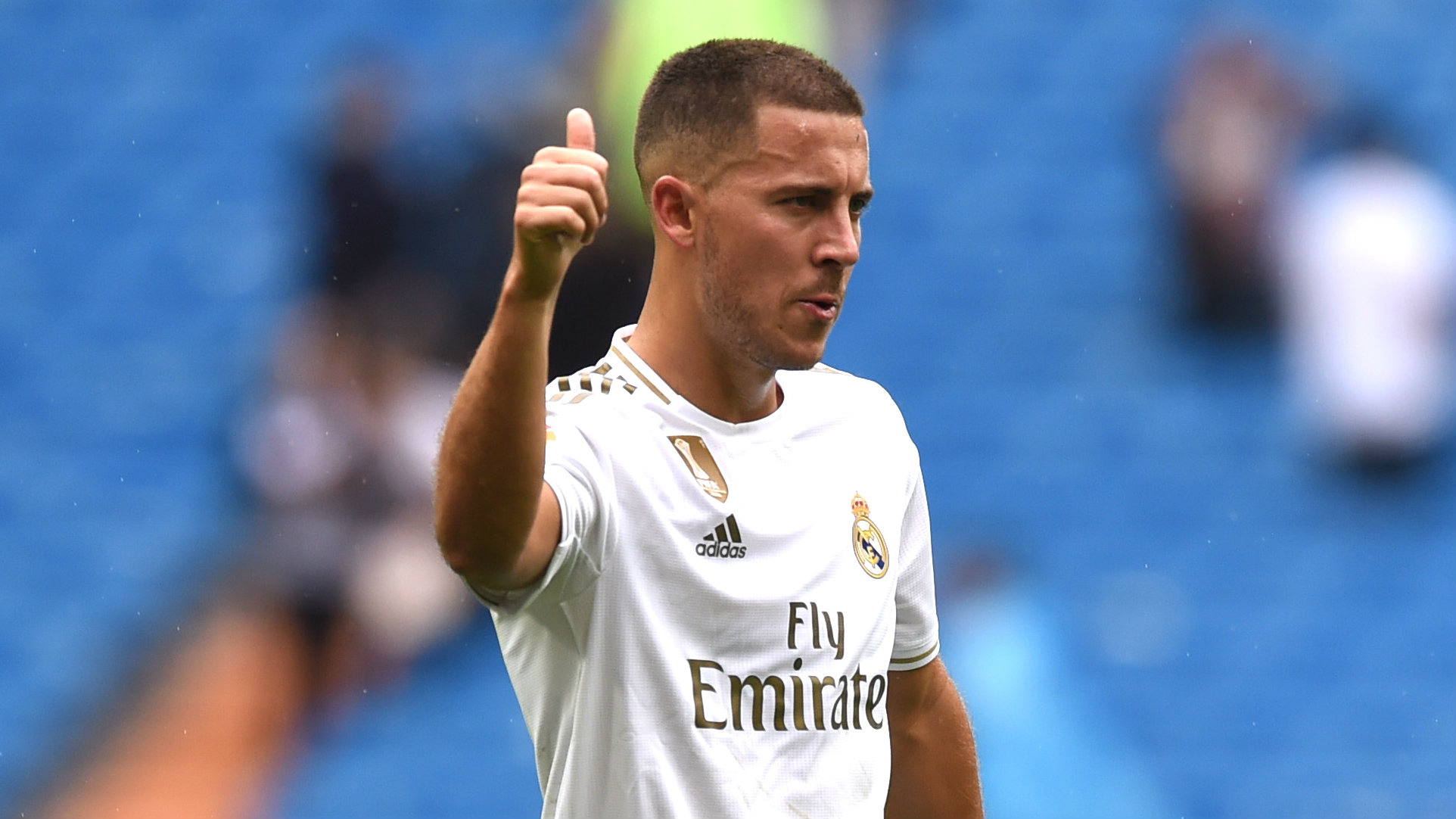 """Real Madrid, Hazard : """"Nous sommes prêts pour le PSG"""""""