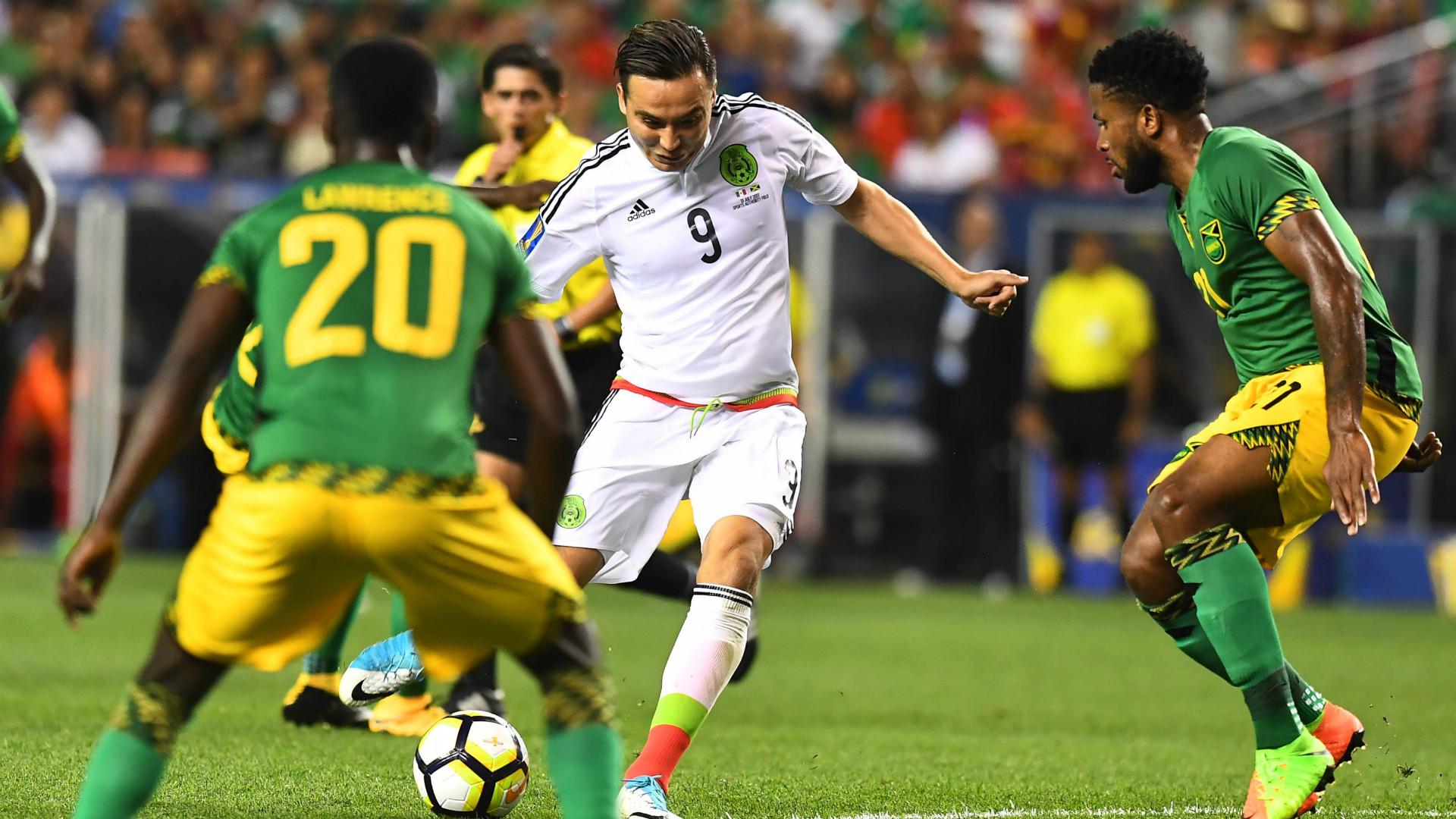 Erick Torres Mexico Gold Cup