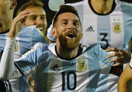 El positivismo de Messi en las Eliminatorias