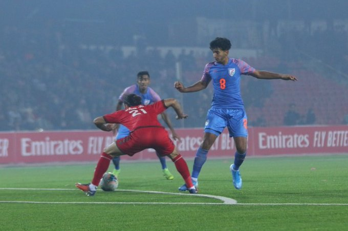 2022 World Cup Qualifiers: Seiminlen Doungel's late header rescues a point for India against Afghanistan