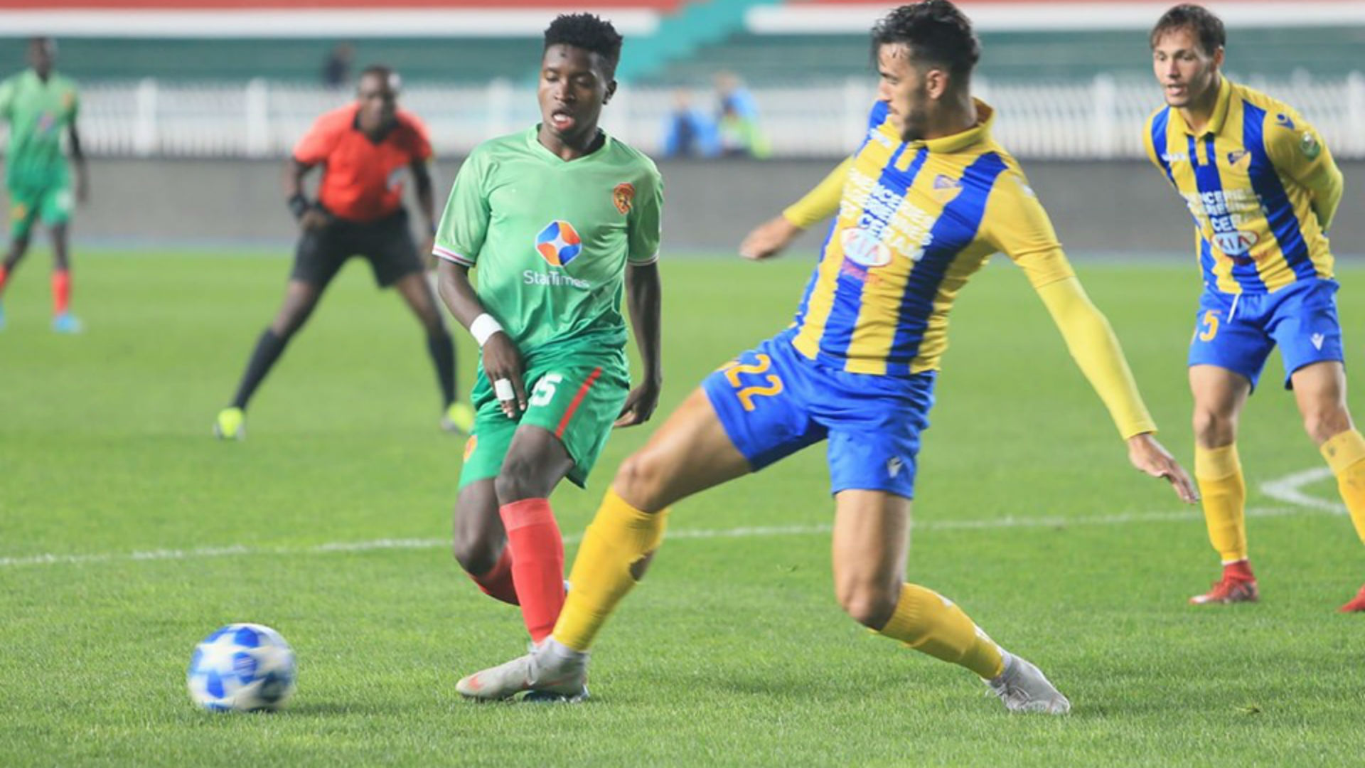 Caf Confederation Cup: KCCA FC suffer heavy defeat to Paradou AC