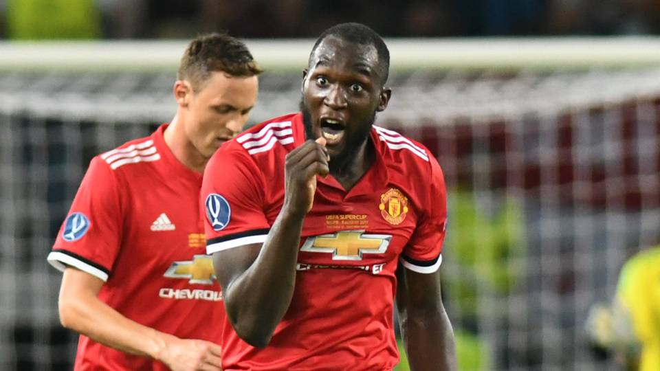 Romelu Lukaku Manchester United Real Madrid