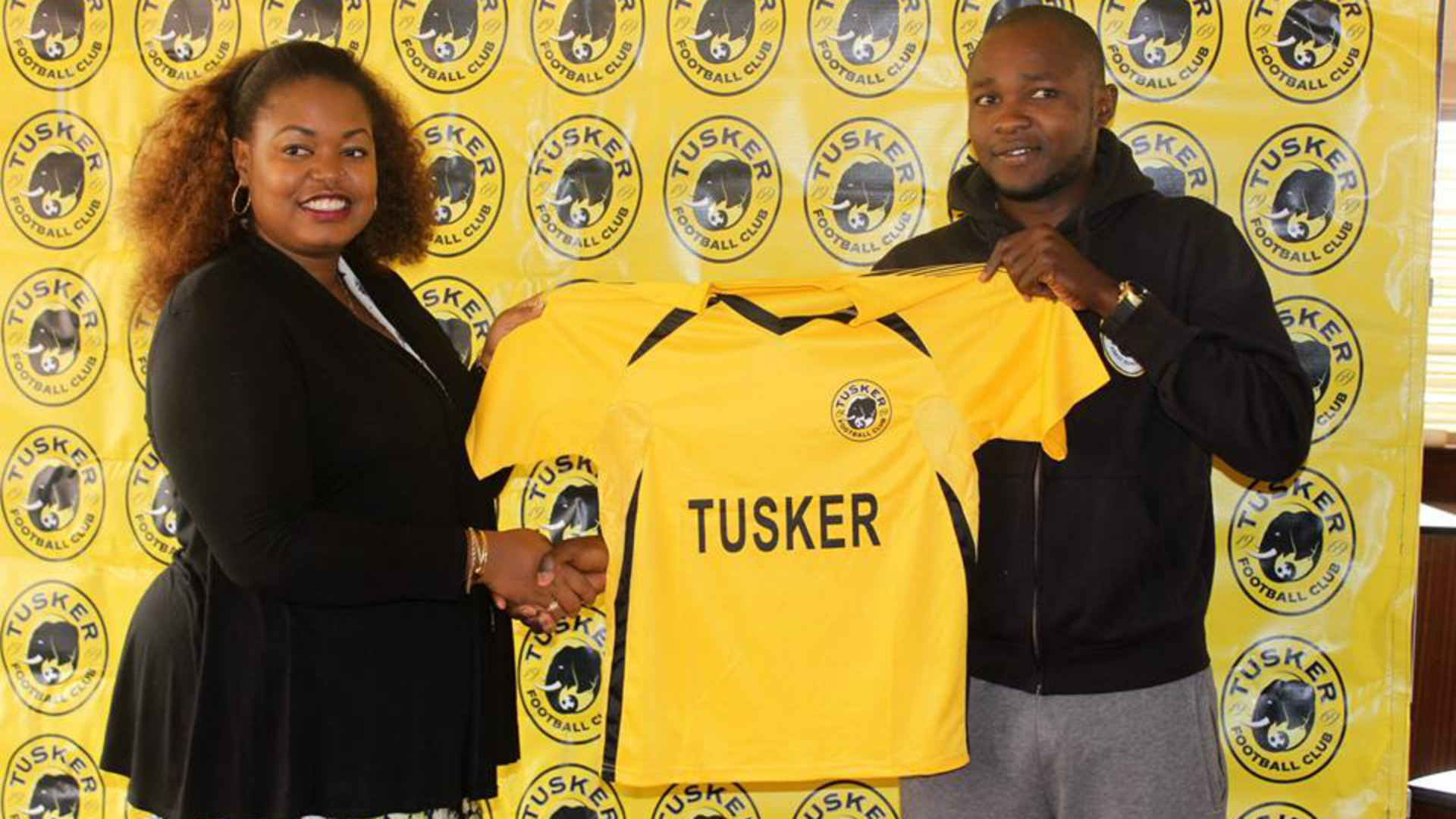 Paul Odhiambo of Tusker