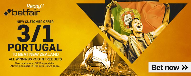 GFX Portugal enhanced betting