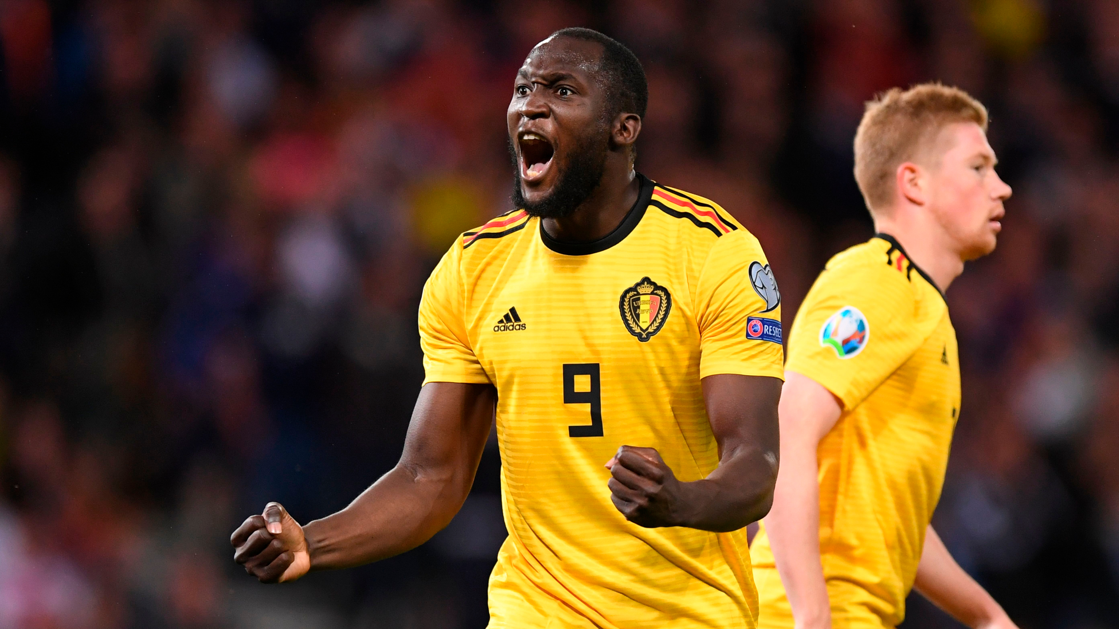 'I am a killer on the field' - Lukaku has 50th Belgium goal in his sights