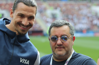 Who is Mino Raiola? The super agent representing Zlatan Ibrahimovic, Paul Pogba & more