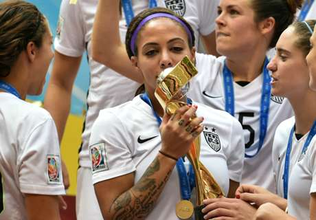 Leroux earns USWNT recall