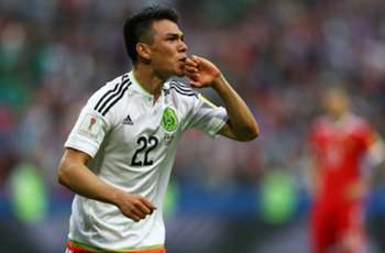 Mexico Player Ratings: Lozano seizes opportunity against Russia