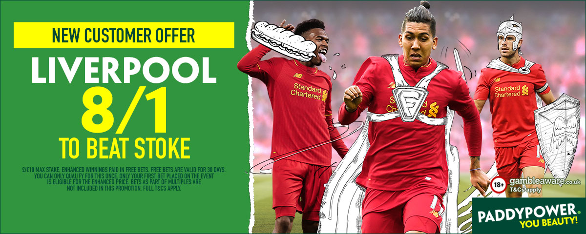 PP ENHANCED LIVERPOOL V STOKE