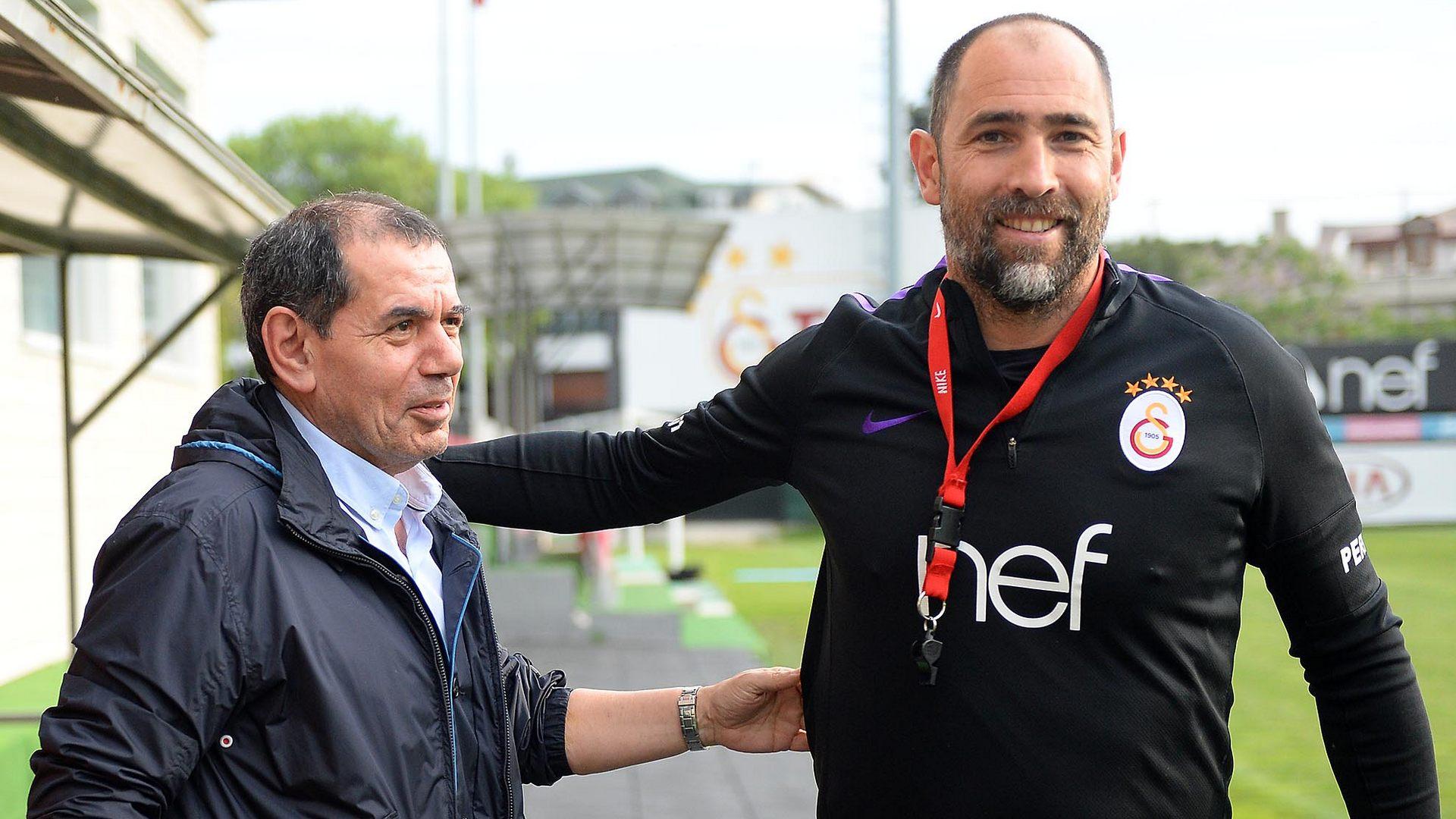 Dursun Ozbek Igor Tudor Galatasaray