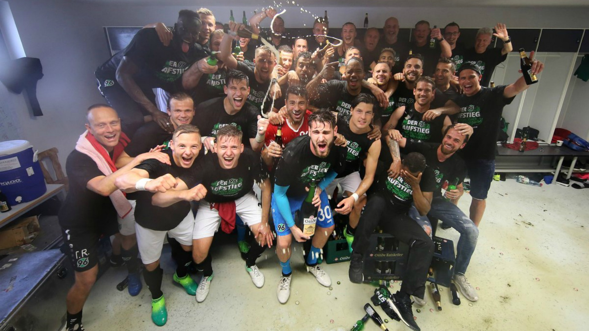 Stuttgart de Alemania vuelve a la Bundesliga