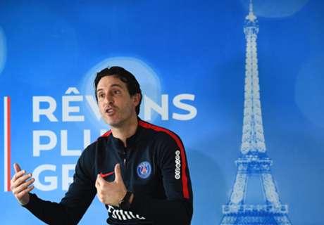 Petinggi PSG Pastikan Emery Bertahan