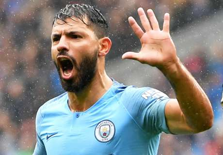 Betting: Aguero favourite to win Golden Boot