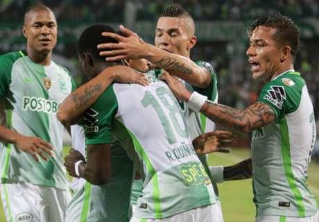 Nacional sueña con la Sudamericana
