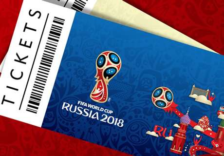 Viagogo darf vorerst keine WM-Tickets verkaufen