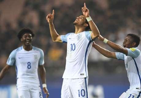 Solanke lands World Cup Golden Ball